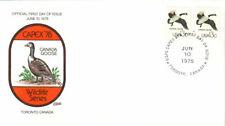 #1757c Capex Wildlife - Canada Goose Collins FDC (00519781757c002)