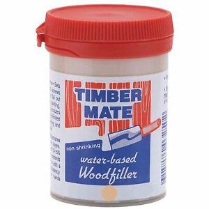 Timbermate Wood Filler 8oz Jar- Natural