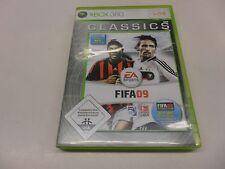 XBox 360  FIFA 09 [EA Classics]