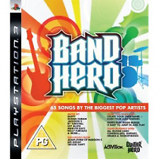 Ps3 Band Hero Game and 99p Start