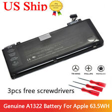 New listing Genuine Oem A1322 Battery For Macbook Pro 13 Inch A1278 Mid 2009/2010/2011/2012