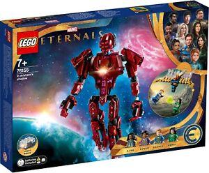 LEGO Marvel The Eternals In Arishem's Shadow 76155