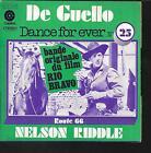 """45 TOURS / 7"""" SINGLE BOF/OST--RIO BRAVO--NELSON RIDDLE--DE GUELLO & ROUTE 66"""
