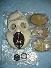 ☭Gas mask PBF,EO-19,VDV original USSR+Filter 3pcs.not previously used,not open!