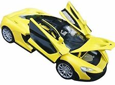 New 1:32 McLaren P1 Alloy Diecast car model collection with light & sound yellow