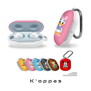 Official Disney Cute Samsung Galaxy Buds Hard Case Cover 10 Characters With Clip