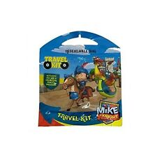 Mike the Knight Travel Kit - activity pad with pencils in resealable bag