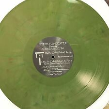 """Steve Poindexter / Andreas Gehm – My So Called Robot Life E.P. NEW COLORED 12"""""""