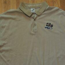 Taz Designated Driver Vintage Golf Polo Shirt Warner Bros Looney Tunes Size XL