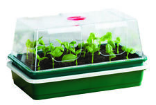Large Heated Electric Propagator Plant Seed Trays Tray