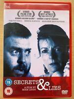 Secrets and Lies DVD 1996 British Lost Daughter Drama Classic w/ Brenda Blethyn