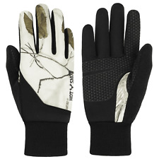 Hot Shot Women Touch Glove large-snow