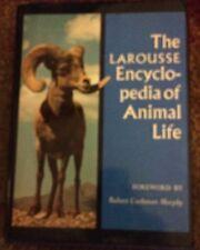 The Larousse Encyclopedia Of Animal Life (1967, Hardcover)