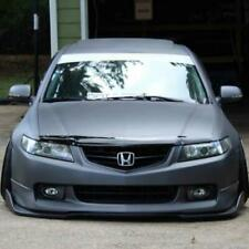 Honda Accord Euro CL9 Bottomline Front Lip (CS Style)