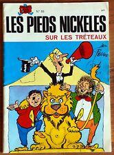 Les Pieds Nickelés sur les tréteaux (n°55) 1983