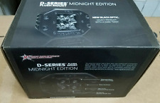 Rigid Industries D-Series PRO Midnight Edition LED Flush Mount Spot Lights