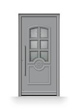 Alutür, Haustür, Hauseingangstür, Eingangstür, Aluhaustüren, Pirnar, Schüco