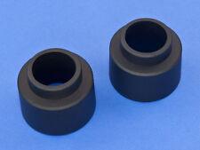 """Black Rear 2"""" Lift Kit H2 03-09 2WD 4WD 8-Lug"""