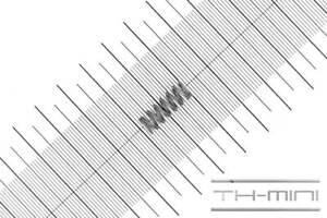 Druckfeder Drahtstärke: 1mm, Außen Ø: 7mm, Länge: 18mm, Edelstahl