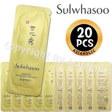 Sulwhasoo Essential Revitalizing Serum EX 1ml x 20pcs (20ml)Sample AMORE PACIFIC