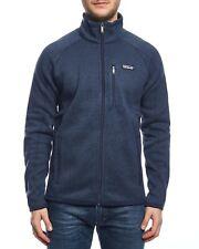 NEW PATAGONIA Better Sweater Full Zip Jacket Fleece Classic Navy Blue Mens XL