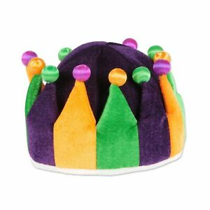 Medieval Fabric Jester Hat