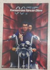 "Promotional 5.5"" X 4"" Australian Release Movie Postcard - Tomorrow Never Dies #1"
