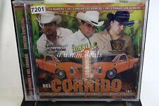 Los Numero 1 - Del Corrido, Music CD (NEW)
