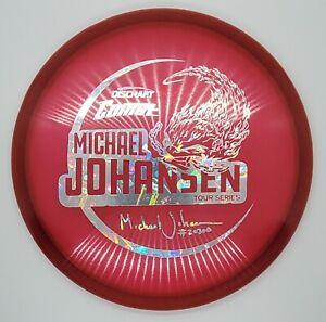 Discraft 2021 Michael Johansen Tour Series Comet🤑Money Stamp🤑