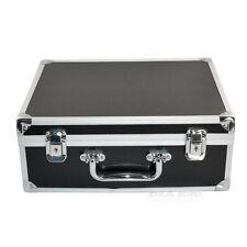 Pro Large Luxury  Aluminium Tattoo Set Kit Supplies Empty Carry Box Case Storage