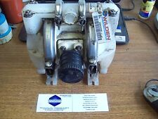 WILDEN AIR OPERATED DOUBLE DIAPHRAGM PUMP 01-1363