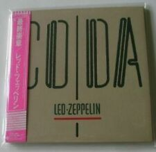 LED ZEPPELIN - Coda    REMASTERED JAPAN MINI LP CD NEU! WPCR-11622