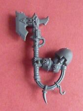 Chaos Space Marine TERMINATOR LORD POWER AXE - Bits 40K