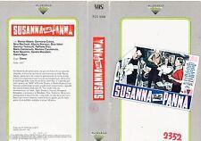 Susanna tutta Panna  (1957) VHS   Fonit Video