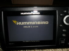 Echolot Humminbird  HELIX 5 DI G2 chirp