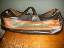 """VINTAGE Racqueteers Brown Tennis Bag 22"""" Long NICE"""
