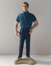 Vintage 1965 James Bond Gilbert Figure Rare