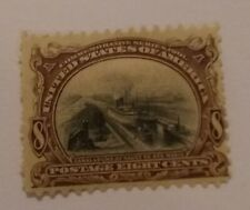 Scott # 298 US 1901 Pan-American Unused Light Hinged
