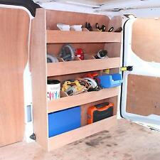 Ford Transit Custom SWB Van Racking Plywood Tool Storage Rack Ply Shelving Unit