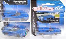 MAJORETTE 212054050 Nissan CONCEPT 2020 Vision Gran Turismo avec collectionneur Flyer 1:63