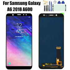 Pour Samsung Galaxy A6 2018 A600 Écran tactile Digitizer LCD Display