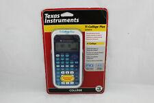 Calculatrice Texas Instruments TI-Collège plus neuve sous blister