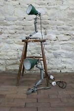 Vintage FEW Industrial Machinist Light- Lamp