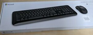 Microsoft Wireless 850 Desktop Keyboard Mouse Combo Spanish