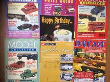 Model Collector / Diecast Magazine Lot