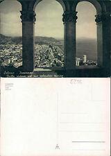 SALERNO - PANORAMA - BRILLA ARDENTE NEL SUO SPLENDORE MARINO      (rif.fg.6256)