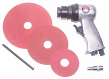 "NEW 5"" High Speed Air Sander with Backing Pads tool grinder auto body pneumatic"