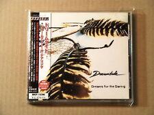 DREAMTIDE Dreams For The Daring+1 MICP-10390 JAPAN CD w/OBI q966