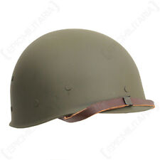 Repro US M1 Helmet Liner - American Reenacting Military Headwear Soldier Uniform