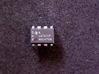 UA741CP - Texas Instruments Op Amp (DIP-8) GENUINE